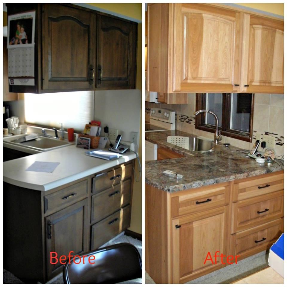Cabinet Refacing Gallery: Kitchen Design Gallery